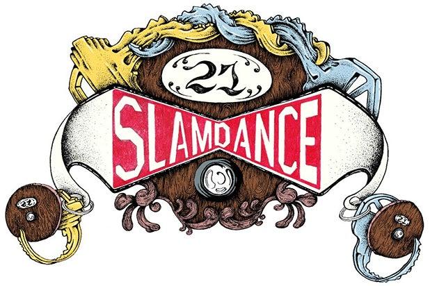 21st Annual Slamdance Film Festival artwork