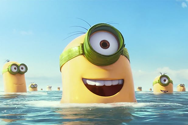 b92ef9151b214 'Minions' Passes 'Toy Story 3' to Become No. 2 Animated Movie Ever