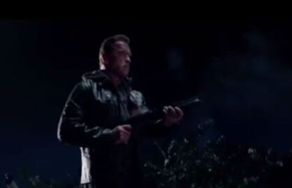 'Terminator Genisys' Arnold Schwarzenegger
