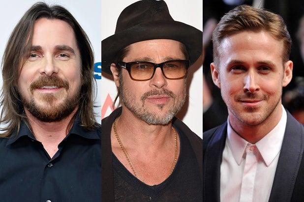 Christian Bale, Brad Pitt, Ryan Gosling Team for 'The Big Short'