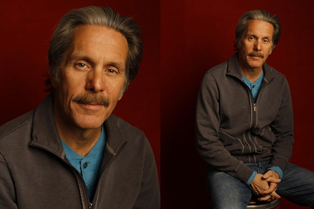 """The Bronze"" star Gary Cole, photographed by Patrick Fraser at TheWrap's Kia photobooth during the 2015 Sundance Film Festival in Park City, Utah on Jan. 23, 2015."
