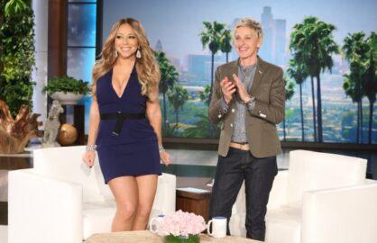 "Mariah Carey on ""The Ellen DeGeneres Show"""