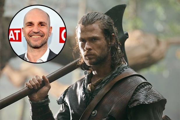 Cedric Nicolas-Troyan to Direct 'The Huntsman'