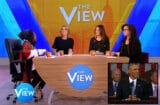The View panel talks about Obama's State of the Union address (ABC)
