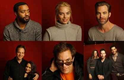 Sundance 2015 Portraits (Patrick Fraser)