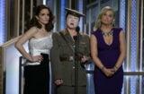 Tina Fey, Amy Poehler and Margaret Cho