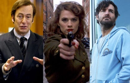 """Better Call Saul,"" ""Agent Carter"" and ""The Last Man on Earth."""