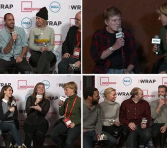 TheWrap Sundance 2015 Video Gallery