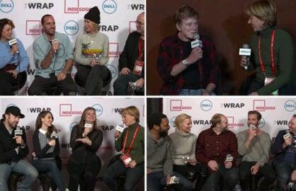 TheWrap Sundance 2015 Video Gallery