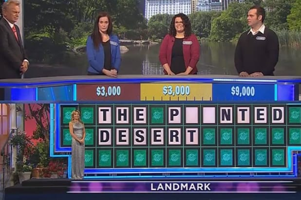 Wheel of Fortune' Contestant Probably Should Have Read the Rules ...