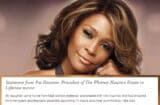 Whitney Houston family issues statement on Lifetime biopic
