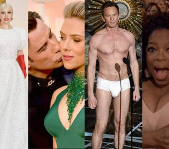 Best & Worst Oscars Moments 2015