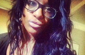Bobbi Kristina Brown is shown in a photo posted on her Instagram page on Oct. 14, 2014