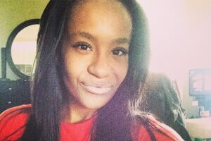 Bobbi Kristina Brown is shown in a photo posted on her Instagram page on Jun. 29, 2014