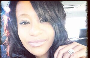 Bobbi Kristina Brown is shown in a photo posted on her Instagram page on November 7, 2013