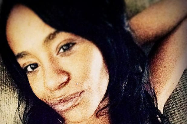 Bobbi Kristina Brown is shown in a photo posted on her Instagram page on August 12, 2014.