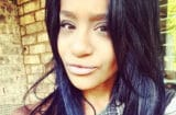 Bobbi Kristina Brown is shown in a photo posted on her Instagram page on July 4, 2014
