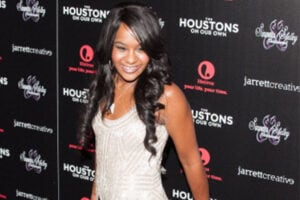 OCTOBER 22: Bobbi Kristina Brown attends 'The Houstons: On Our Own' Series Premiere Party at Tribeca Grand Hotel on October 22, 2012 in New York City. (Photo by Dave Kotinsky/Getty Images)