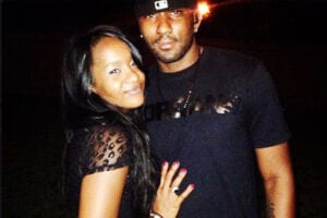 Bobbi Kristina Brown and Nick Gordon are shown in a picture posted on her Instagram page on Jan. 20, 2013