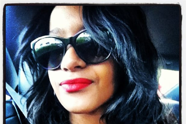 Bobbi Kristina Brown is shown in a picture posted on her Instagram page on Jun. 7, 2013