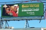 Boyhood billboard