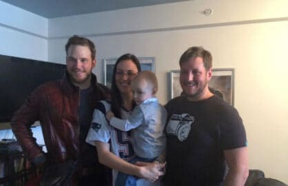 Chris Pratt/Facebook