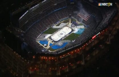 EPIX Presents the Road to the NHL Stadium Series