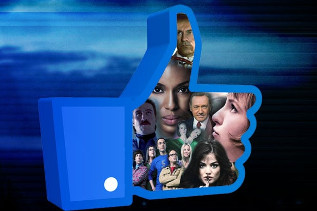 8 TV Shows That Keep Facebook Fans Hooked — 'Scandal