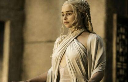 Emilia Clarke/HBO