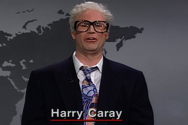 Will Ferrell's Harry Caray