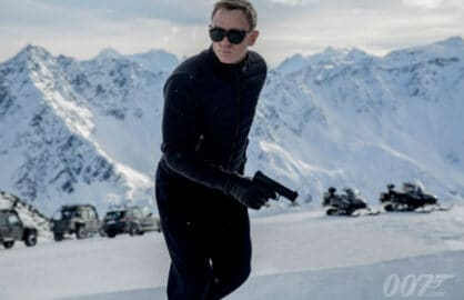 James Bond First Look