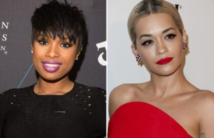 Jennifer Hudson Rita Ora Fox Empire