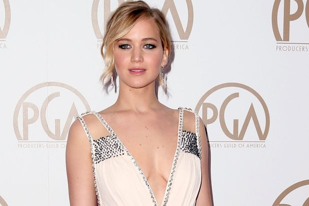 Jennifer Lawrence Gets Naked With A Snake For Vanity Fair Photo