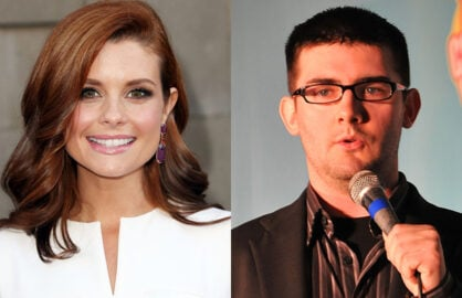 Joanna Garcia Swisher, Tommy Johnagin