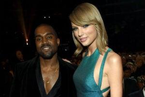 Kanye West Taylor Swift Grammy's
