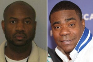 Kevin Roper and Tracy Morgan/Getty