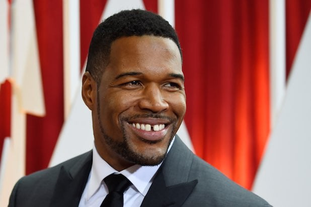 Michael Strahan Lost Part of His Pinky in an Accident