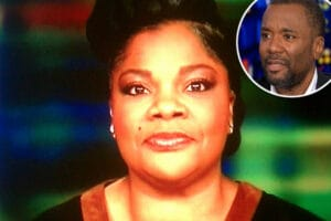 Mo'Nique and Lee Daniels appeared on CNN Tonight