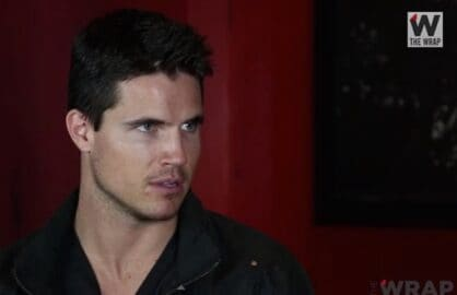 Robbie Amell DWTS