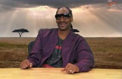 """Snoop Dogg on """"Jimmy Kimmel Live"""""""