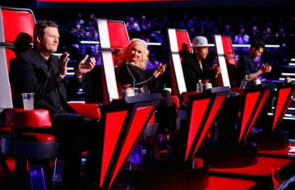 """The Voice"" Season 8"