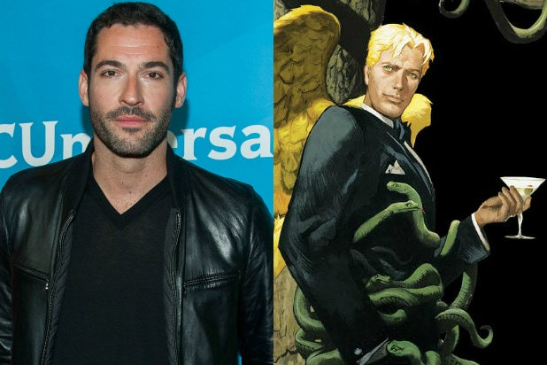 Tom Ellis Lucifer Fox