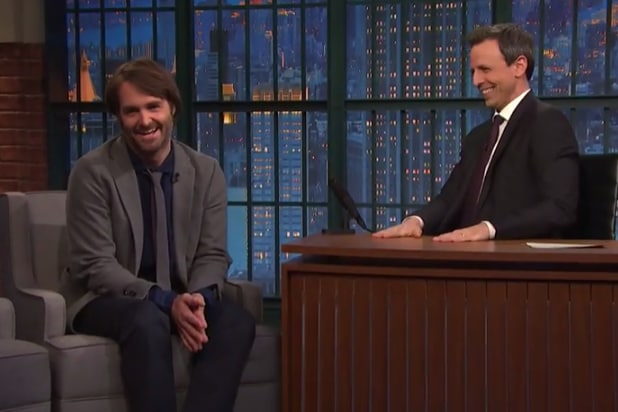 Will Forte Seth Meyers