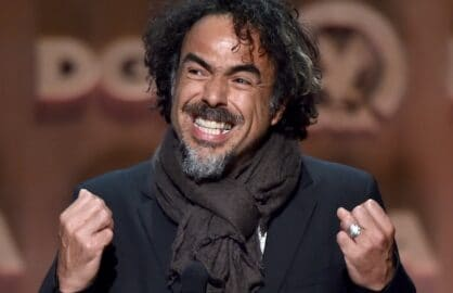Alejandro G. Inarritu at the DGA Awards
