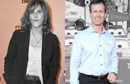 Amy Pascal Tom Staggs