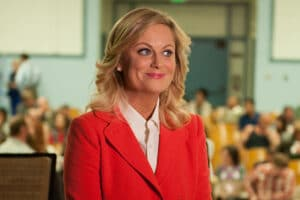 Amy Poehler on NBC's Parks and Recreation