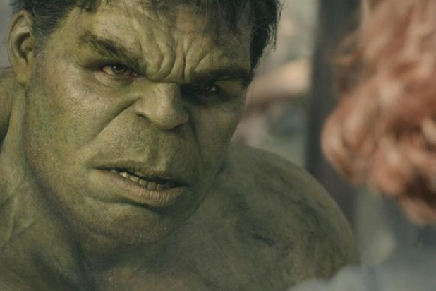 The Avengers' Love to Kiss Each Other in 'Age of Ultron