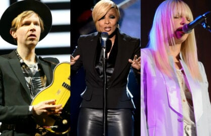 Beck Mary J. Blige Sia