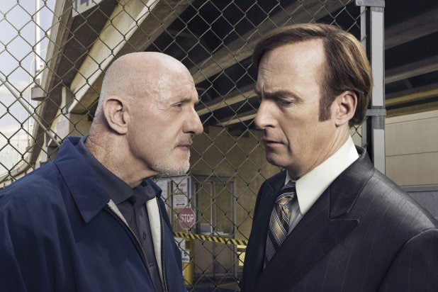 "Jonathan Banks, Bob Odenkirk on ""Better Call Saul"""