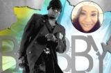 Bobby Brown with Bobbi Kristina (bronxbridgeent.com/Instagram)